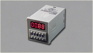 Twin Timer Relay DH48S-S