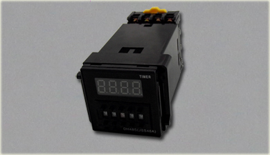 Solid State Timer Relay,DH48S