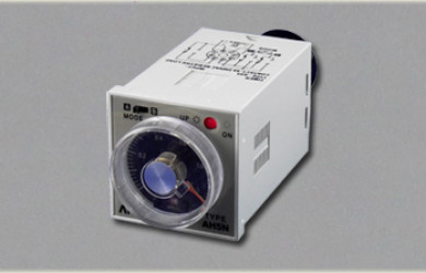 Timer Relay WIDE VOLTAGE MULTI-RANGE ANALOGUE TIMER AH5N