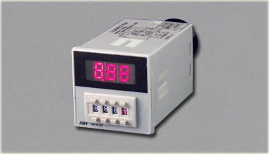 Digital Timer Relay AH5R-G