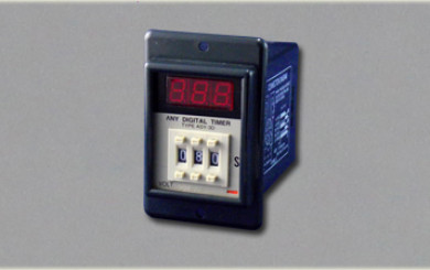 Digital Timers ASY-3D ASY-2D