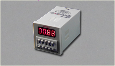 Digital Twin Time Relay DH48S-S