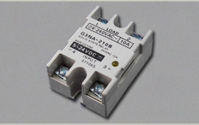 solid state relay G3NA SSR