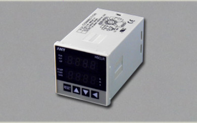 Multi-Voltage Digital Timer Relay H5CLR