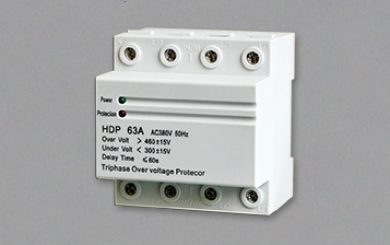 3 Phase Over Voltage Protector HDP Wide 72mm