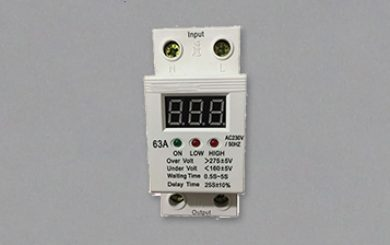 Digital Over Under Voltage Protection HDP