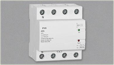 PV8-3P Voltage Protector
